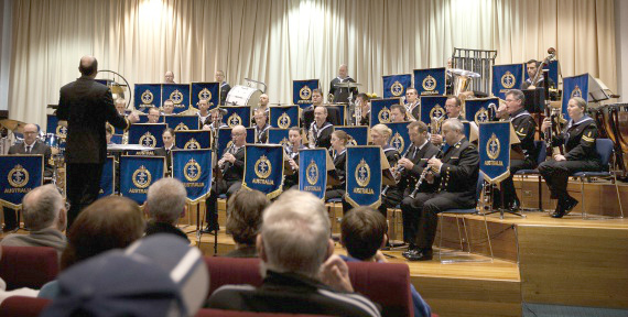 The Royal Australian Navy Band Melbourne