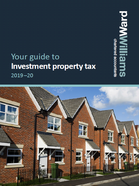 Your guide in Investment Property Tax 2019-20