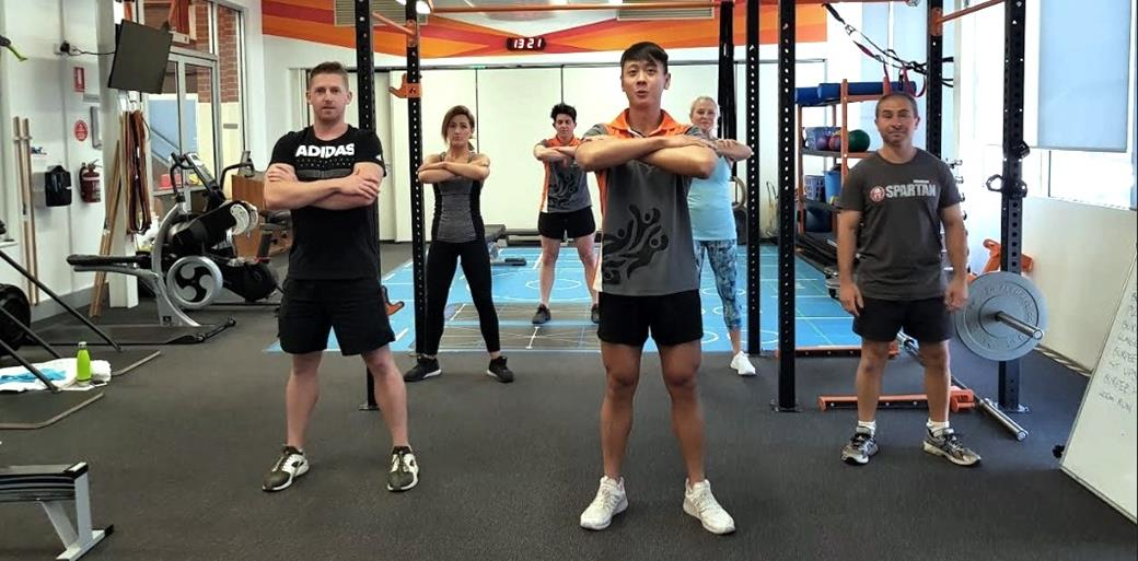 November gym challenge