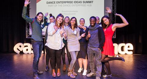 Dance Enterprise Ideas Fund