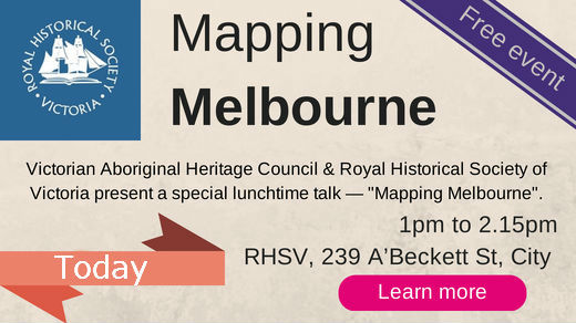 Melbourne Day lecture, click for details