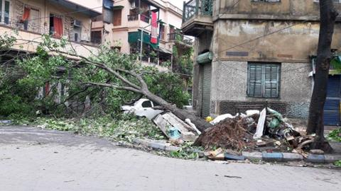 The Virus and the Cyclone: The Tragedy in India and Bangladesh Is Double
