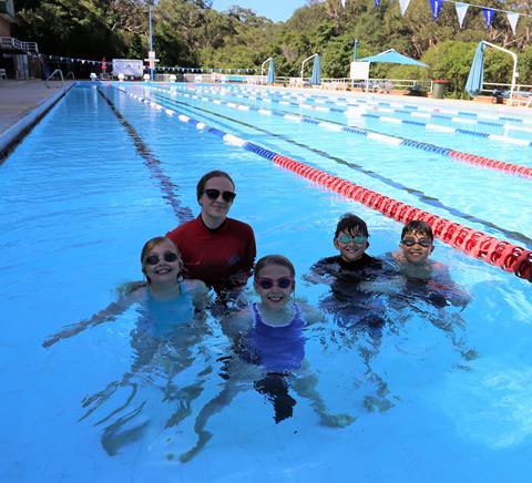 Dolphins Swim School