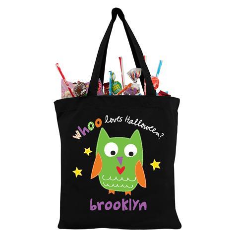 Halloween Treat Bags panel