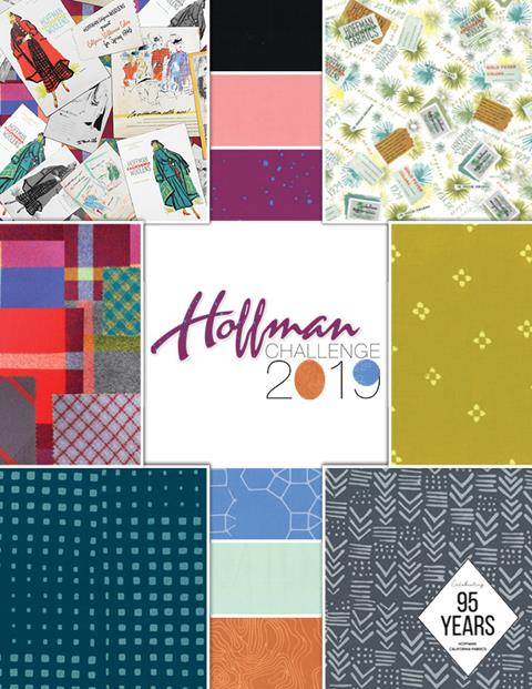 Hoffman Challenge at Cary Quilting