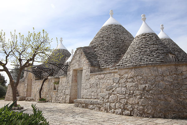 Trullo Paolo down in the Puglian heel of Italy.