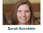 Sarah Korobkin