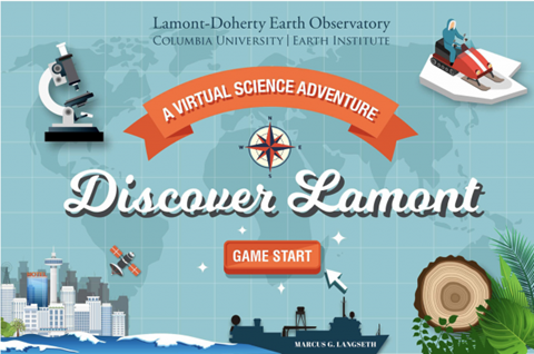 Discover Lamont Game