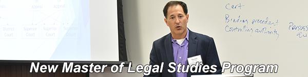 UCLA Law Master of Legal Studies Program
