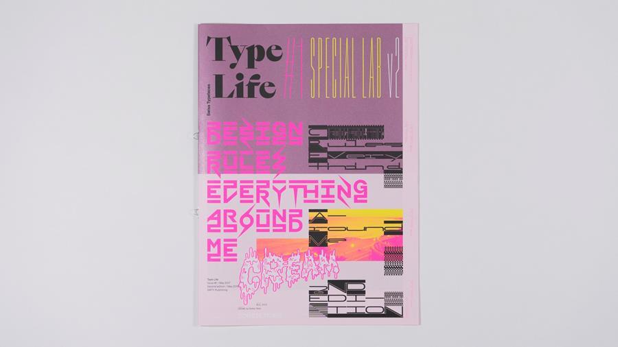 Type Life #1v2