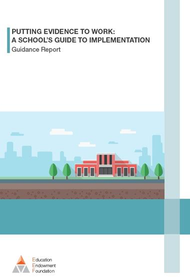 implementation guidance report