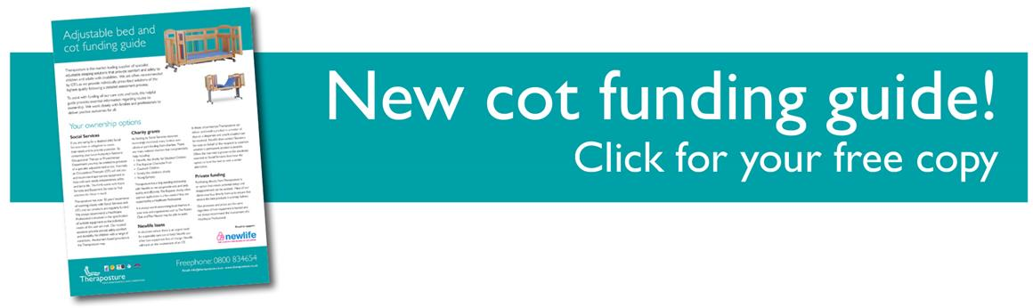 New! Care cot funding guide