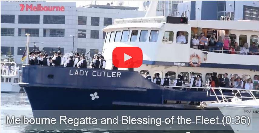 Melbourne Day regatta highlights