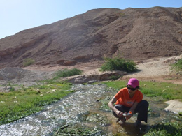In Biblical Land, Searching for Droughts Past and Future