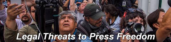 Cross-Border Legal Threats to Press Freedom