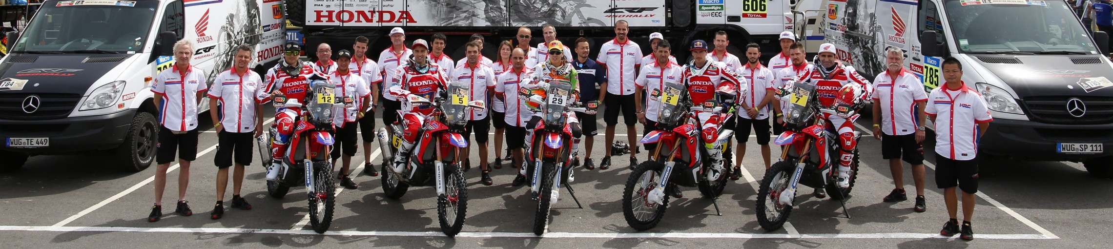 Dakar 2015: Let the show begin!