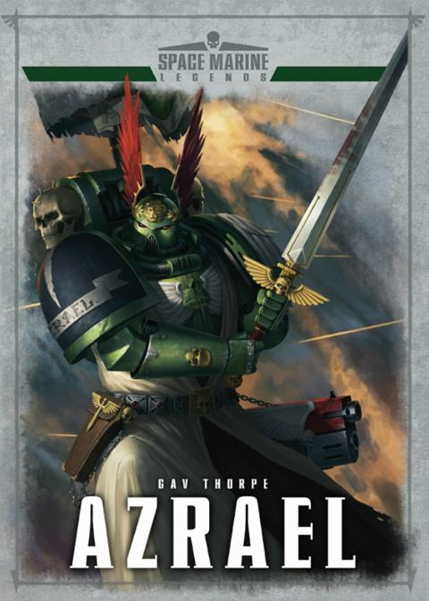 Cover of Azrael by Gav Thorpe