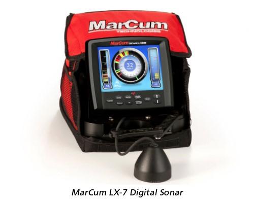 MarCum LX-7 Digital Sonar