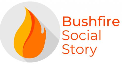 bushfire social story