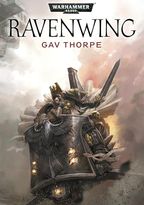 Cover of Ravenwing by Gav Thorpe