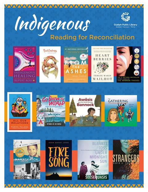 Use your library card online to check out these digital Indigenous materials.