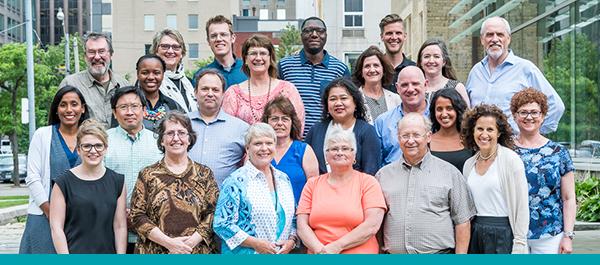Photo du Conseil des patients et du conseiller public de Qualité des services de santé Ontario