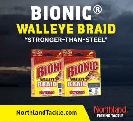 Bionic Walleye Braid
