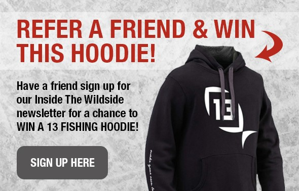 Refer a Friend and Win This Hoodie