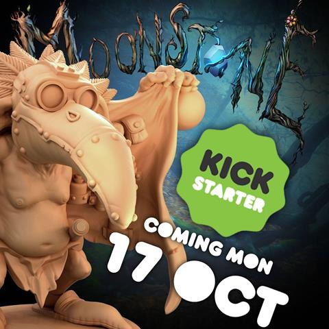 Moonstone Kickstarter - Coming 17th October