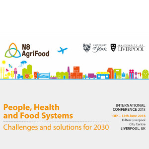 N8 AgriFood Annual Conference 2018 poster