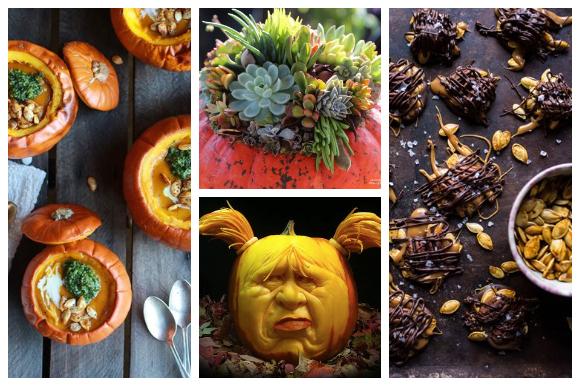 Pumpkin dishes