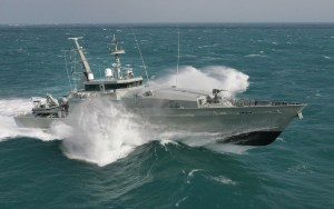 The report argues that there'll be continued regional demand for vessels ranging from small riverine craft to fast patrol boats and offshore patrol vessels.  AUSTAL
