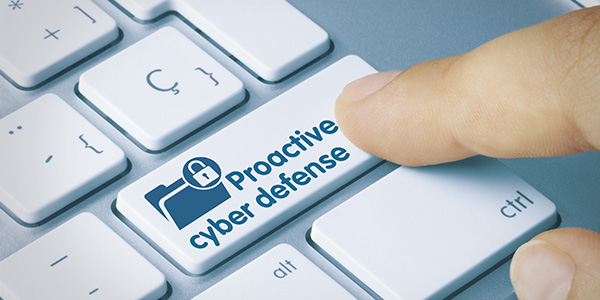 It's time to go on the offense with your IT security
