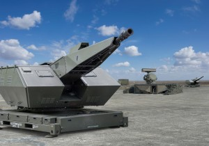 Rheinmetall's SkyShield system. Credit: Rheinmetall