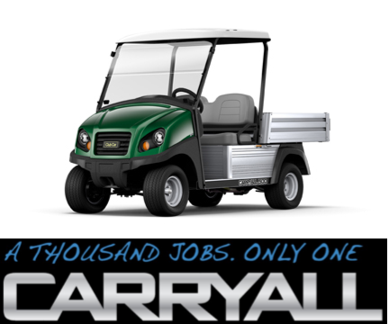 Video showcasing the 2016 range of Club car Utility Vehicles