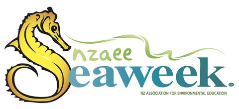 NZAEE Seaweek logo