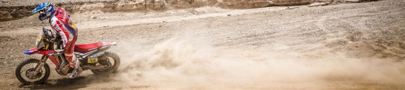 The Honda CRF450 RALLY and Joan Barreda continue to accumulate stage wins in the Dakar 2015