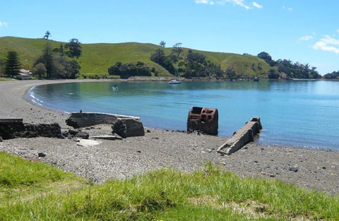 Molesworth Station.