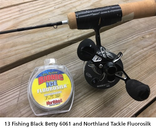 Black Betty with Bionic Ice Fluorosilk