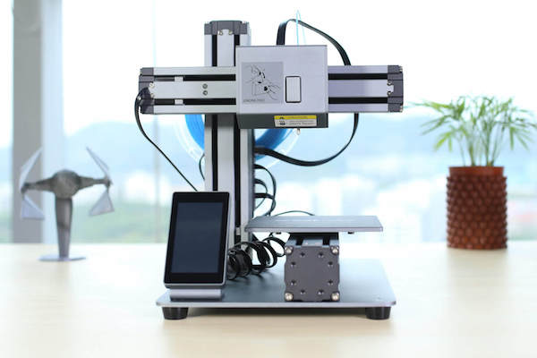 AWESOME ALERT: SNAPMAKER HYBRID 3D PRINTER BREAKS $1 MILLION IN CROWDFUNDING