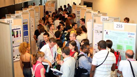 MCAA poster sessions at ESOF 2014