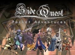 Cover for Side Quest Kickstarter