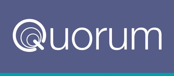 Logo : Quorum