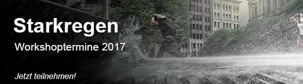 Starkregen Workshop 2017