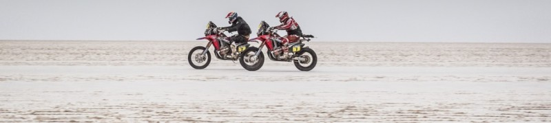 Historic Dakar Rally fifth place finish for Laia Sanz