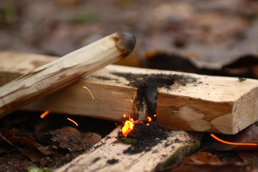 Fire Craft & Trapping Course