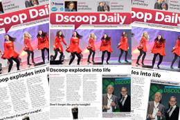 The Dscoop Open