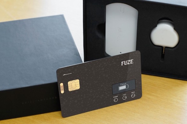 FUZE SMART CARD HAS RAISED OVER $500K, TRYING TO CASH IN WHERE MOBILE WALLET STARTUP COIN COULDN'T