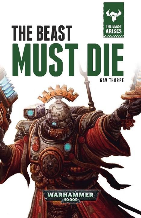 Cover of The Beast Must Die