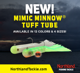 Mimic Minnow Tuff Tube